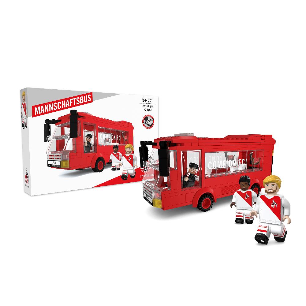 Spielzeug Bus 1:43 | Offizieller FC Bayern Fanshop