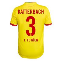 Ausweichtrikot 2020/2021 Junior Noah KATTERBACH (1)