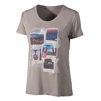 """Damen T-Shirt """"Poststr."""" (1)"""