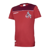 Trainingsshirt Rot Junior (1)