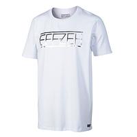 """T-Shirt """"Label Foil White"""" (1)"""