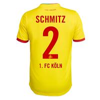 Ausweichtrikot 2020/2021 Senior Benno SCHMITZ (1)