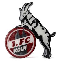 Zimmerlampe in Logoform (1)