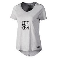 "Ladies T-Shirt ""grey soft"" (1)"