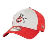 "Cap ""9Forty"" Red Grey (1)"