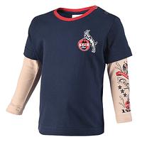 """Baby T-Shirt """"Kunstfelderstr."""" (1)"""