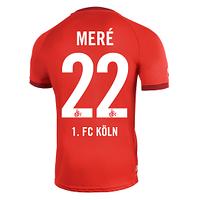 Auswärtstrikot 2020/2021 Junior Jorge MERÉ (1)