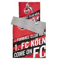 """Wendebettwäsche """"Come on FC"""" (1)"""