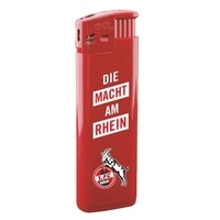 """Feuerzeug """"Die Macht am Rhein"""", rot (1)"""
