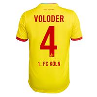 Ausweichtrikot 2020/2021 Junior Robert VOLODER (1)