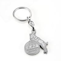 Schlüsselanhänger Logo Antik silber (1)