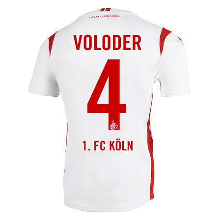 Heimtrikot 2020/2021 Junior Robert VOLODER