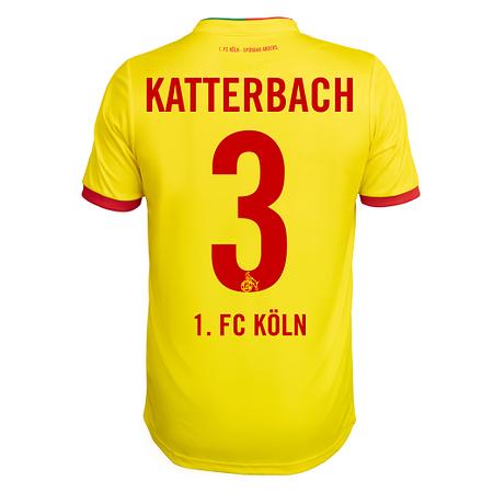 Ausweichtrikot 2020/2021 Junior Noah KATTERBACH