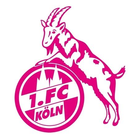 Aufkleber Logo transparent pink