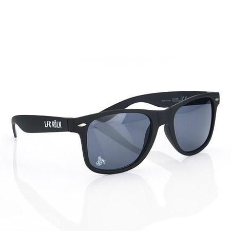 Sonnenbrille schwarz matt