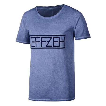 T-Shirt EFFZEH blau