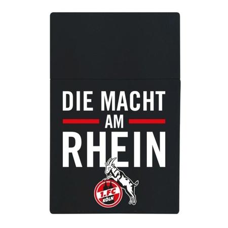 """Zigarettenbox """"Die Macht am Rhein"""""""