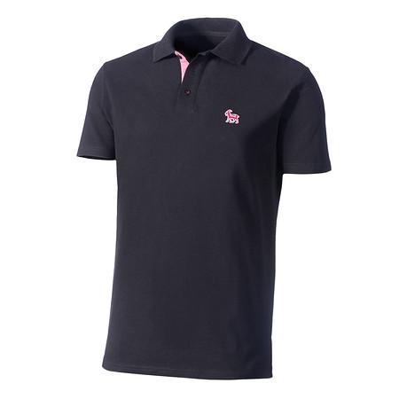 GB-Poloshirt schwarz