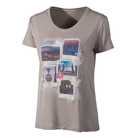 """Damen T-Shirt """"Poststr."""""""