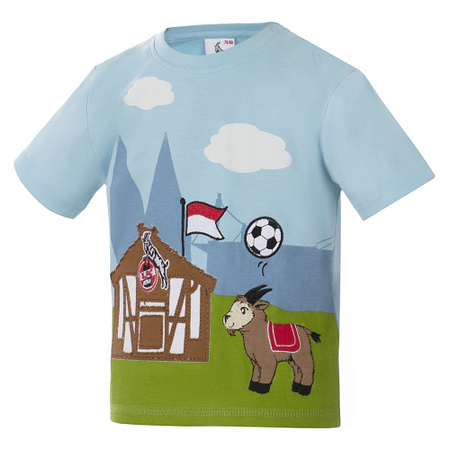 "Baby T-Shirt ""Böckingstr."""