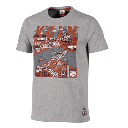 "T-Shirt ""Rheingasse"""