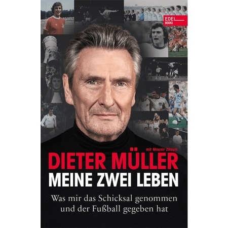 """Buch """"Dieter Müller"""" - Meine zwei Leben"""