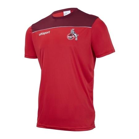Trainingsshirt Rot Senior