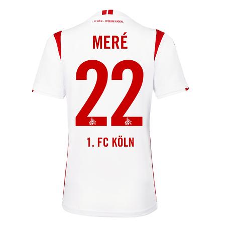 Heimtrikot 2020/2021 Damen Jorge MERÉ