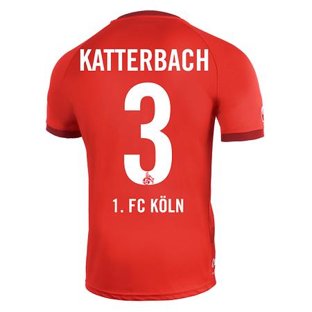 Auswärtstrikot 2020/2021 Junior Noah KATTERBACH