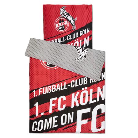 """Wendebettwäsche """"Come on FC"""""""