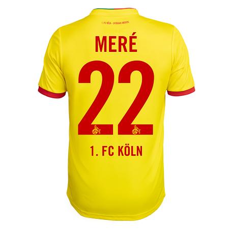 Ausweichtrikot 2020/2021 Junior Jorge MERÉ