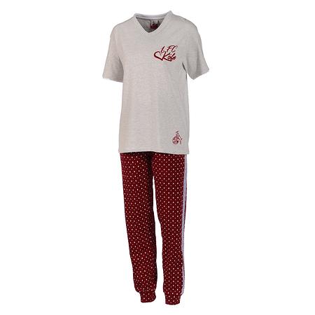 """Frauen Pyjama """"Barbarossaplatz"""""""