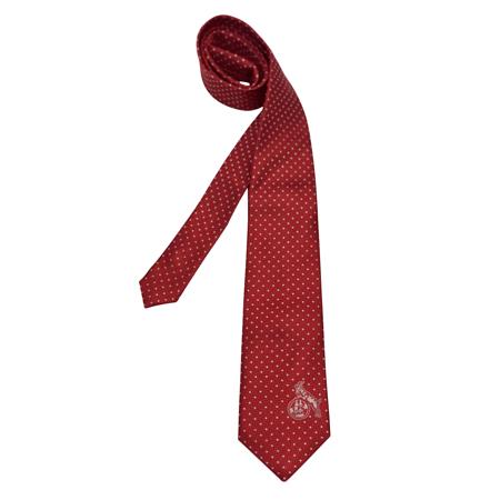 Krawatte rot m. Geschenkbox