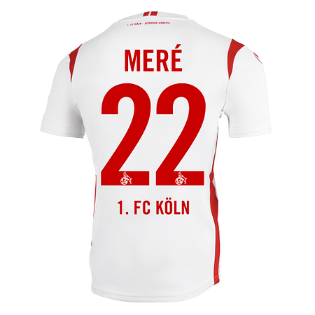 Heimtrikot 2020/2021 Junior Jorge MERÉ