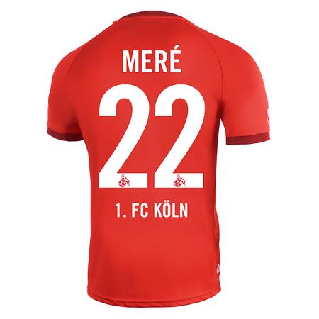 Auswärtstrikot 2020/2021 Senior Jorge MERÉ