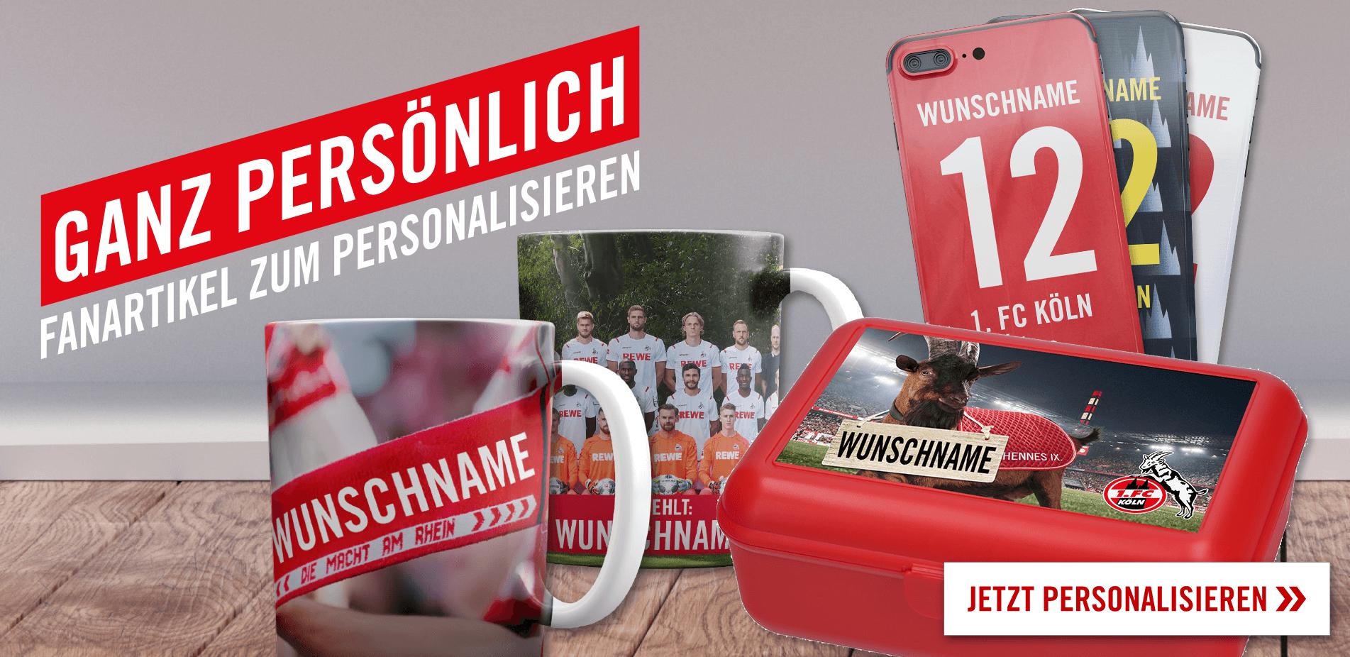 Offizieller 1. FC Köln Fanshop - Trikots, Fanartikel und ...