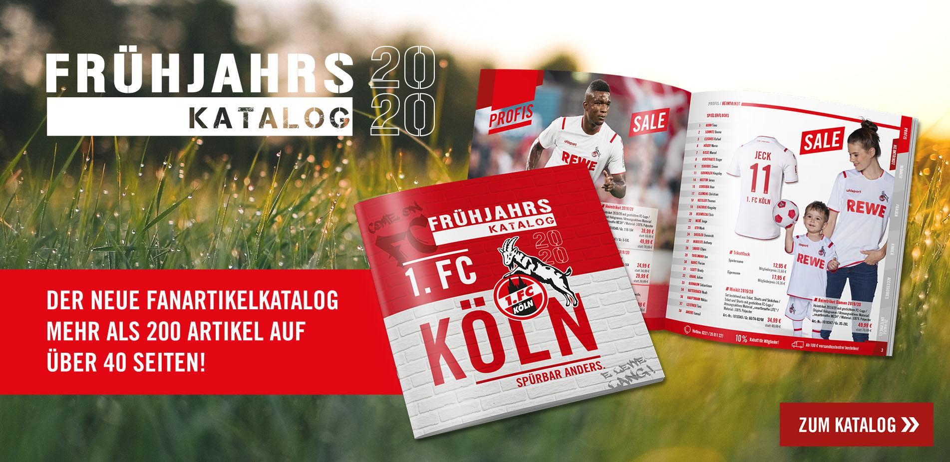 """FC Köln NEU ARMBAND 3er Set/""""Spürbar anders/"""" 1"""