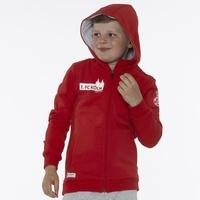 Freizeitjacke Rot Junior (2)