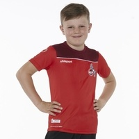 Trainingsshirt Rot Junior (2)