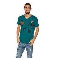 """T-Shirt """"Fichtenweg"""" (2)"""