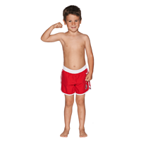 "Kids Badeshorts ""Wasserturmstr."" (2)"