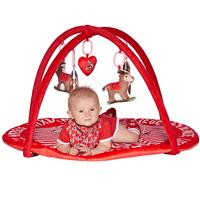 Plüsch Babymatte (2)