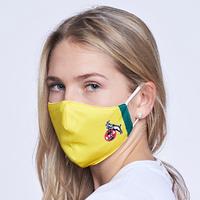 """Mund-Nase-Maske """"Ausweichtrikot 2020/2021"""" (2)"""
