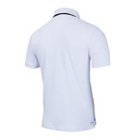 Poloshirt Weiß Senior (3)