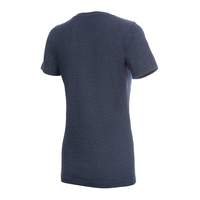 "Damen T-Shirt ""Basic navy rot"" (3)"