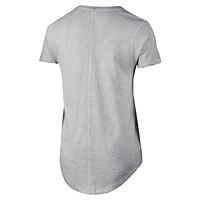 "Ladies T-Shirt ""grey soft"" (3)"