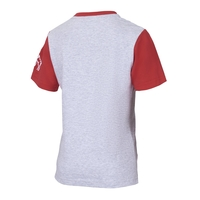 Freizeitshirt Rot Grau Junior (3)
