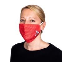 """Mund-Nase-Maske """"Punkte"""" (7)"""