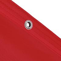 "Hissfahne ""Logo"" 350x150cm (hoch) (2)"