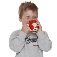 "Mini-Tasse ""Plüschhennes"" (2)"